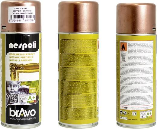 Nespoli Bravo 8180026 Metalllack kupferbronze 400 ml