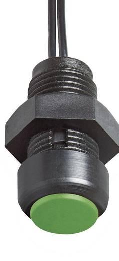 Elobau 145MT00A-GN Drucktaster 48 V DC/AC 0.5 A 1 x Aus/(Ein) IP67 tastend 1 St.