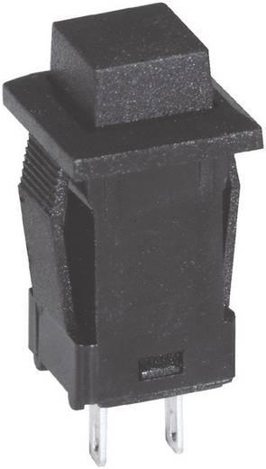 Druckschalter 250 V/AC 1 A 1 x Aus/Ein Eledis SED3GI-2 rastend 1 St.