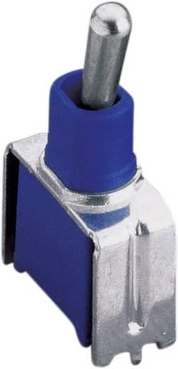 Pákový spínač APEM TL36YO 104, 48 V DC/AC, 0.5 A, 1 ks
