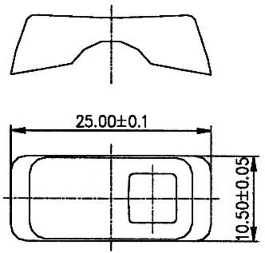Tastkappe Schwarz Bär 100-012.0167 1 St.