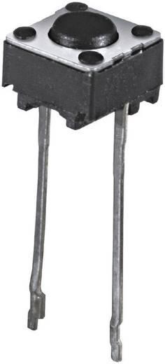 Drucktaster 12 V/DC 0.05 A 1 x Aus/(Ein) Namae Electronics JTP-1280 tastend 1 St.