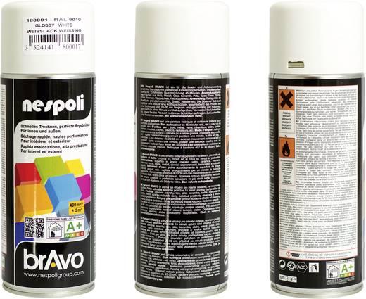8180001 Bravo Spraylack Glanz Weiß 400 ml