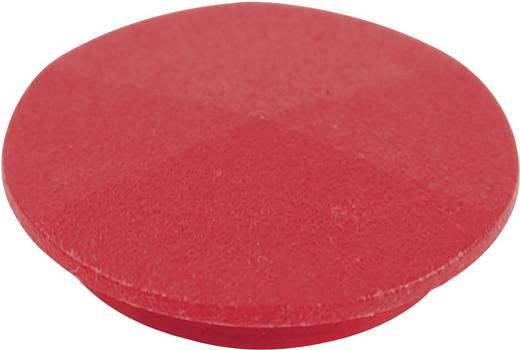 Abdeckkappe Rot Passend für Drehschalter K12 Cliff CL177753 1 St.