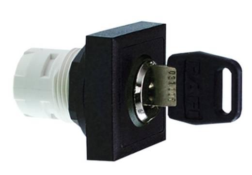Schlüsselschalter 2 x 90 ° RAFI RAFIX 16 1.30.076.441/0000 2 St.