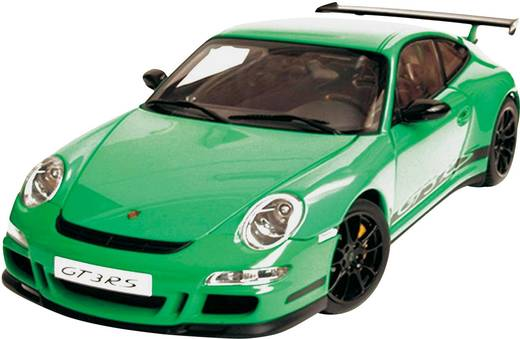 1:24 Modellauto Welly Porsche 997 GTR3 RS