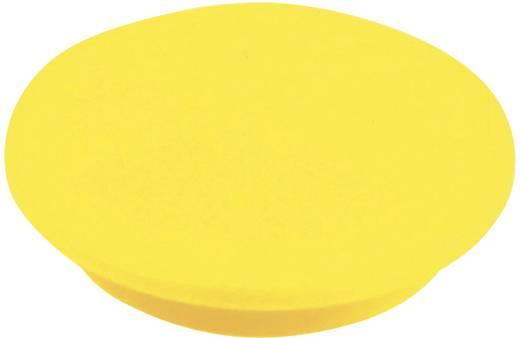 Abdeckkappe Gelb Passend für Drehschalter K12 Cliff CL177756 1 St.