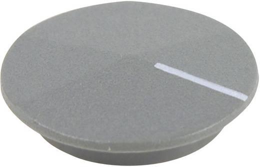 Abdeckkappe mit Zeiger Grau, Weiß Passend für Drehschalter K12 Cliff CL177809 1 St.
