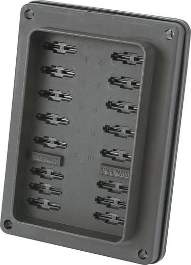 Sicherungshalter Passend für Flachsicherung Standard 25 A 32 V/DC SCI R3-82-01-10310 1 St.