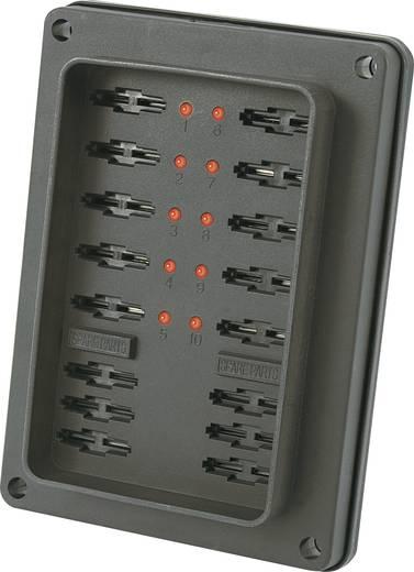SCI R3-82-01-1L310 Sicherungshalter mit Statusanzeige Passend für Flachsicherung Standard 25 A 32 V/DC 1 St.