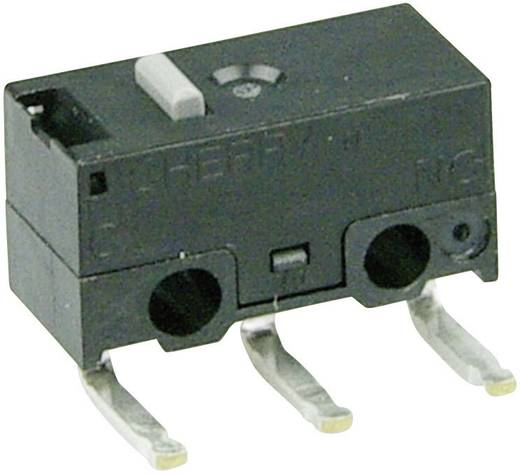Mikroschalter 125 V/AC 3 A 1 x Ein/(Ein) Cherry Switches DG13-B3AA tastend 1 St.