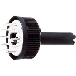 Image of AB Elektronik 417 Drehschalter 150 V/AC 0.13 A Schaltpositionen 12 1 x 30 ° 1 St.