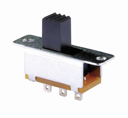 Schiebeschalter 30 V/DC 0.35 A 1 x Ein/Ein Knitter-Switch MFS 131D 1 St.