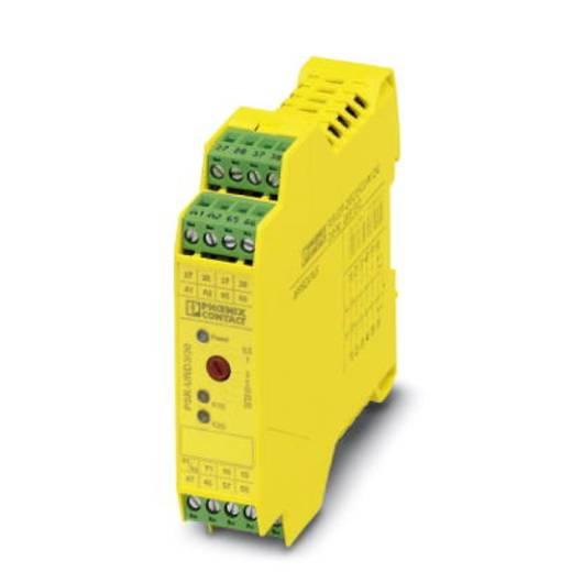 Sicherheitsrelais 1 St. PSR-SPP- 24DC/URD3/4X1/2X2 Phoenix Contact Betriebsspannung: 24 V/DC 4 Schließer, 1 Öffner (B x