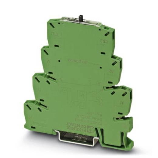Interfacerelais 10 St. 24 V/DC, 24 V/AC 6 A 1 Schließer Phoenix Contact PLC-RPT- 24UC/ 1/S/H