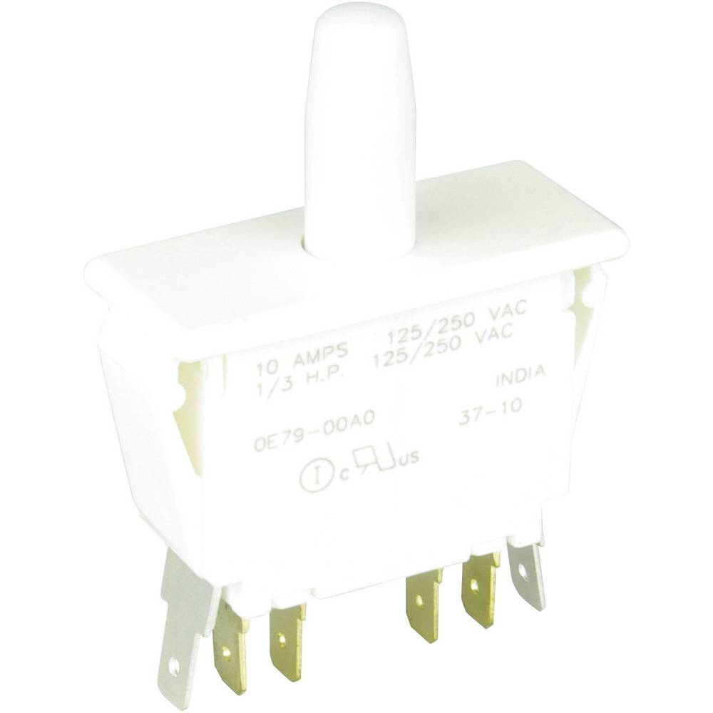 Bouton poussoir rappel cherry switches e79 00a 250 v ac for Couchtisch 1 00 x 1 00