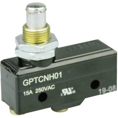 Cherry Switches Mikroschalter GPTCNH01 250 V/AC 15 A 1 x Ein/(Ein) tastend 1 St. Preisvergleich
