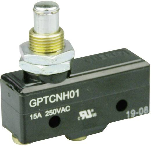 Mikroschalter 250 V/AC 15 A 1 x Ein/(Ein) Cherry Switches GPTCNH01 tastend 1 St.