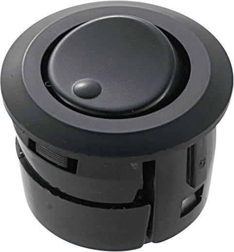 Wippschalter 250 V/AC 3 A 1 x Aus/Ein Miyama DS-059K-BS rastend 1 St.