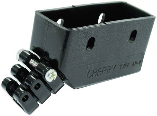 Abdeckkappe Schwarz Cherry Switches 0015-0703 1 St.