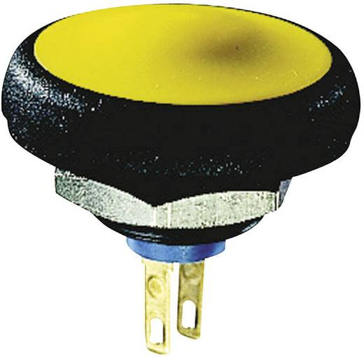 Drucktaster 50 V/DC 0.1 A 1 x Aus/(Ein) APEM IFS3Z1AD500 IP67 tastend 1 St.