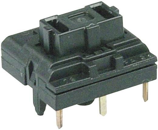 Cherry Switches ML1A-11JW Drucktaster 12 V/DC 0.01 A 1 x Aus/(Ein) tastend 1 St.