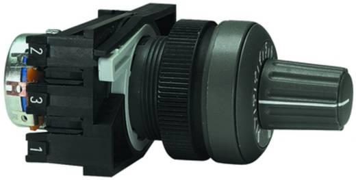 Potentiometerantrieb Schiefer-Grau RAFI RAFIX 22 QR 1.30.248.001/0700 2 St.