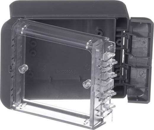 Bopla Bocube B 100806 PC-V0-G-7024 Wand-Gehäuse, Installations-Gehäuse 80 x 113 x 60 Polycarbonat Graphitgrau (RAL 702