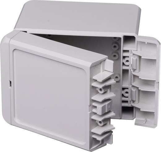 Wand-Gehäuse, Installations-Gehäuse 80 x 113 x 90 ABS Licht-Grau (RAL 7035) Bopla Bocube B 100809 ABS-7035 1 St.