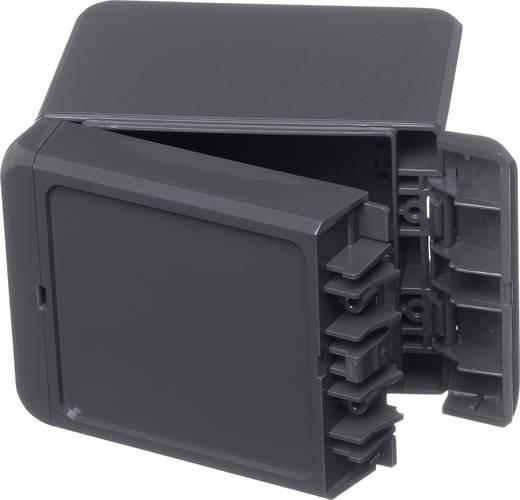 Bopla Bocube B 100809 PC-V0-7024 Wand-Gehäuse, Installations-Gehäuse 80 x 113 x 90 Polycarbonat Graphitgrau (RAL 7024)