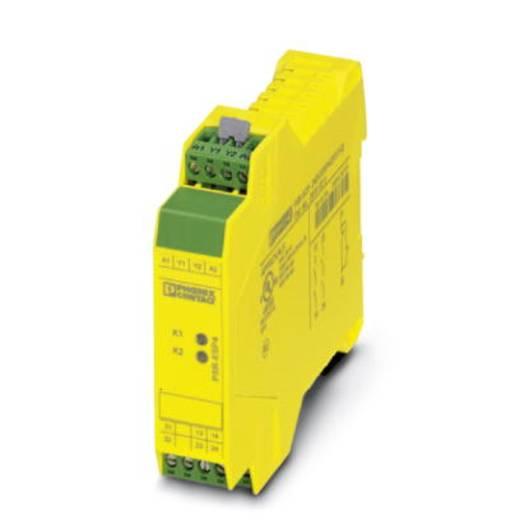 Sicherheitsrelais 1 St. PSR-SCP- 24DC/ESP4/2X1/1X2 Phoenix Contact Betriebsspannung: 24 V/DC 2 Schließer (B x H x T) 22.