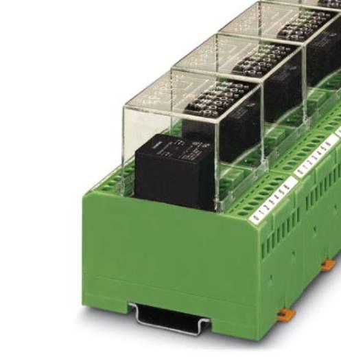 Relaisbaustein 5 St. Phoenix Contact EMG 45-REL/IR-W230/HWR Nennspannung: 230 V/AC Schaltstrom (max.): 3 A 2 Wechsler