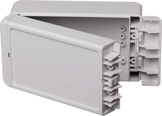 Bopla Bocube B 140806 ABS-7035 Wand-Gehäuse, Installations-Gehäuse 80 x 151 x 60 ABS Licht-Grau (RAL 7035) 1 St.