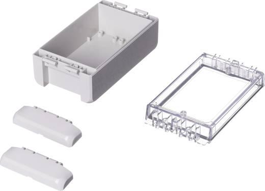 Wand-Gehäuse, Installations-Gehäuse 80 x 151 x 60 Polycarbonat Licht-Grau (RAL 7035) Bopla Bocube B 140806 PC-V0-7035