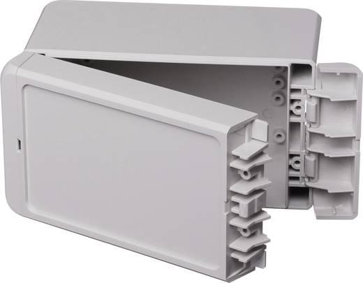 Wand-Gehäuse, Installations-Gehäuse 80 x 151 x 90 Polycarbonat Licht-Grau (RAL 7035) Bopla Bocube B 140809 PC-V0-7035