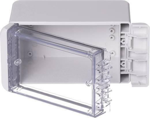 Wand-Gehäuse, Installations-Gehäuse 90 x 151 x 80 Polycarbonat Licht-Grau (RAL 7035) Bopla Bocube B 140809 PC-V0-G-703