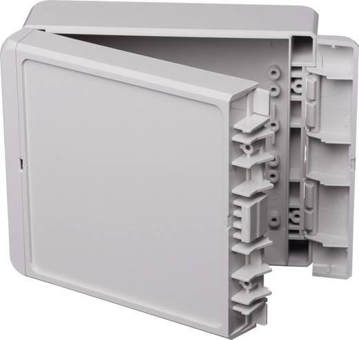 Wand-Gehäuse, Installations-Gehäuse 125 x 151 x 60 ABS Licht-Grau (RAL 7035) Bopla Bocube B 141306 ABS-7035 1 St.