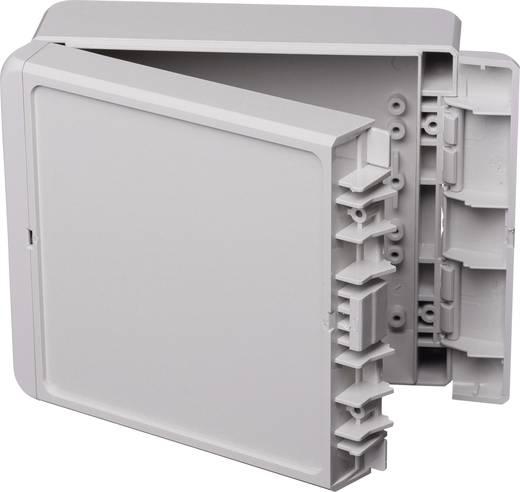 Wand-Gehäuse, Installations-Gehäuse 125 x 151 x 60 Polycarbonat Licht-Grau (RAL 7035) Bopla Bocube B 141306 PC-V0-7035