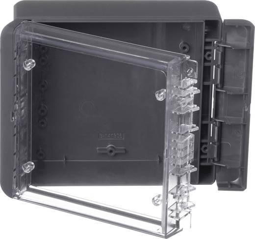 Wand-Gehäuse, Installations-Gehäuse 125 x 151 x 60 Polycarbonat Graphitgrau (RAL 7024) Bopla Bocube B 141306 PC-V0-G-7