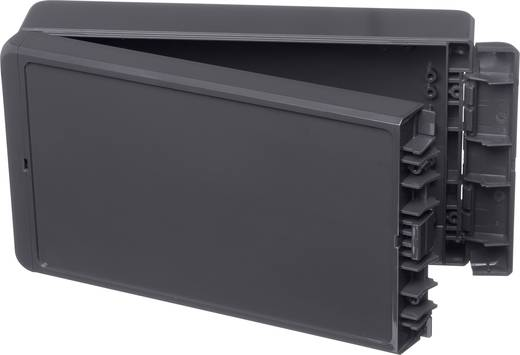 Bopla Bocube B 221306 ABS-7024 Wand-Gehäuse, Installations-Gehäuse 125 x 231 x 60 ABS Graphitgrau (RAL 7024) 1 St.