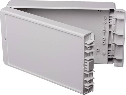 Bopla Bocube B 221306 ABS-7035 Wand-Gehäuse, Installations-Gehäuse 125 x 231 x 60 ABS Licht-Grau (RAL 7035) 1 St.