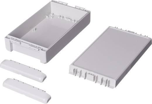 Wand-Gehäuse, Installations-Gehäuse 125 x 231 x 60 ABS Licht-Grau (RAL 7035) Bopla Bocube B 221306 ABS-7035 1 St.