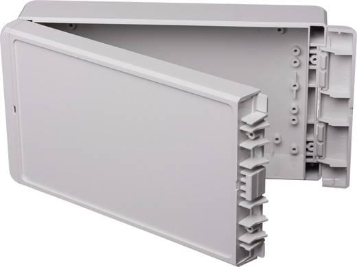 Wand-Gehäuse, Installations-Gehäuse 125 x 231 x 60 Polycarbonat Licht-Grau (RAL 7035) Bopla Bocube B 221306 PC-V0-7035