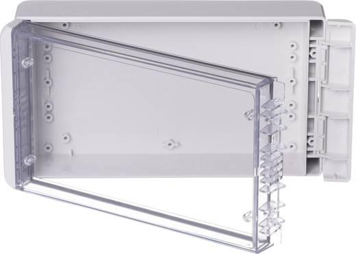 Wand-Gehäuse, Installations-Gehäuse 125 x 231 x 60 Polycarbonat Licht-Grau (RAL 7035) Bopla Bocube B 221306 PC-V0-G-70