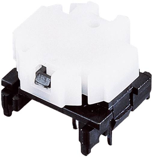 Drucktaster 28 V 0.1 A 1 x Aus/(Ein) Marquardt 6425.1101 tastend 1 St.