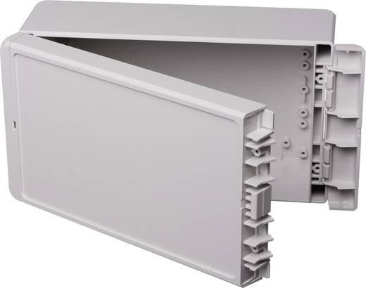 Wand-Gehäuse, Installations-Gehäuse 125 x 231 x 90 ABS Licht-Grau (RAL 7035) Bopla Bocube B 221309 ABS-7035 1 St.
