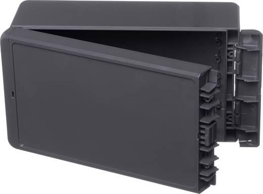 Wand-Gehäuse, Installations-Gehäuse 125 x 231 x 90 Polycarbonat Graphitgrau (RAL 7024) Bopla Bocube B 221309 PC-V0-702