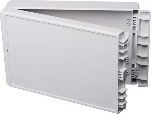 Wand-Gehäuse, Installations-Gehäuse 170 x 271 x 60 ABS Licht-Grau (RAL 7035) Bopla Bocube B 261706 ABS-7035 1 St.