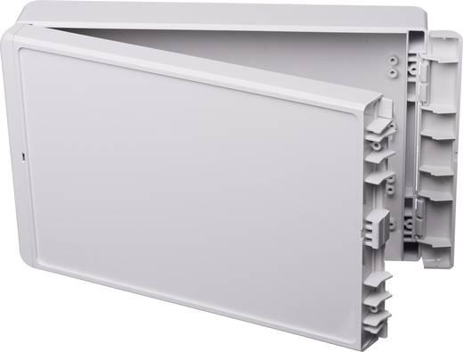 Wand-Gehäuse, Installations-Gehäuse 170 x 271 x 60 Polycarbonat Licht-Grau (RAL 7035) Bopla Bocube B 261706 PC-V0-7035