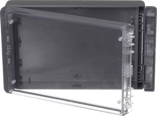Wand-Gehäuse, Installations-Gehäuse 170 x 271 x 60 Polycarbonat Graphitgrau (RAL 7024) Bopla Bocube B 261706 PC-V0-G-7